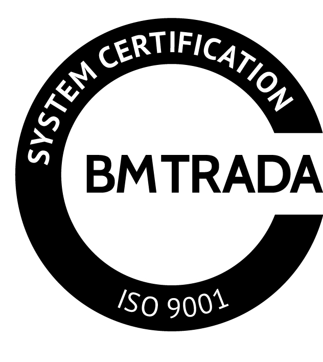ISO 9001 Badge